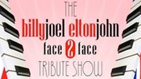 Face to Face - Tribute to Billy Joel & Elton John