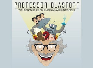 SF Sketchfest Presents Professor Blastoff Podcast