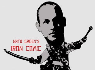 SF Sketchfest: Iron Comic Allstars Hosted by Nato Green & Moshe Kasher