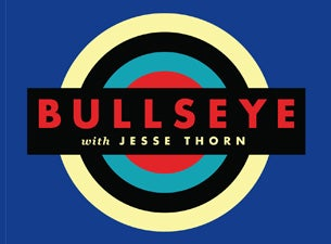 Bullseye Podcast with Jesse Thorn