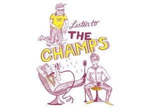 SF Sketchfest Presents The Champs Podcast