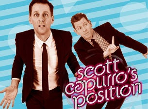 SF Sketchfest Presents Scott Capurro's Position