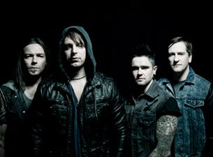 Bullet For My Valentine: The HardDrive Tour