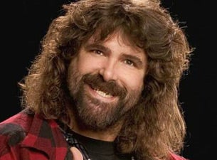 Mick Foley - Tales from Wrestling Past- All ages with parent