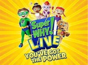 Super WHY Live: You've Got the Power!
