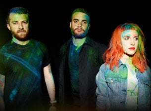Live Nation Presents Paramore