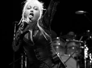 Cyndi Lauper: She's So Unusual Tour