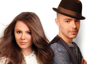 Latinos Imparables Tour Feat. Jesse & Joy, pres. by Downy Unstopables