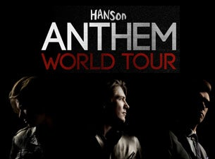 Hanson - Anthem World Tour