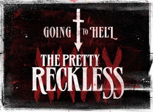 blu eCigs Presents The Pretty Reckless – Going to Hell Tour