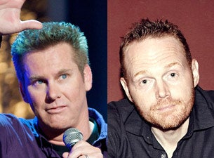 A Special Evening of Comedy with Brian Regan and Bill Burr