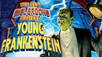Presale password for Young Frankenstein