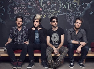 All Time Low with special guests The Wonder Years & Rivers Monroe
