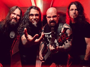 SCION PRESENTS SLAYER WITH SPECIAL GUESTS SUICIDAL TENDENCIES & EXODUS