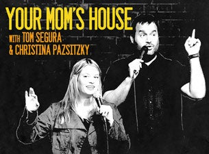 Your Mom's House Podcast Tour