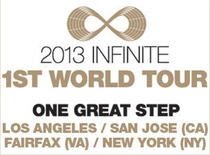 Infinite 1st World Tour