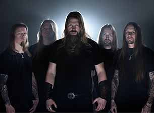 Amon Amarth: Deceiver of The Gods Tour with Enslaved & Skeletonwitch