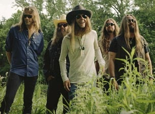 Live Nation Presents Blackberry Smoke – The Fire In The Hole Tour 2014