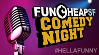 Funcheap's Hella Funny Comedy Night
