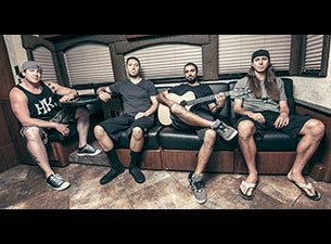 REBELUTION Count Me In Tour With Iration, The Green and Stick Figure