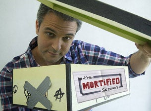 SF Sketchfest Presents Mortified: Tournament of Angst!