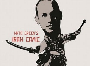 SF Sketchfest Presents: Iron Comic with Nato Green and Moshe Kasher