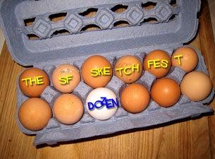 The SF Sketchfest Dozen: Matt Kirshen & Aparna Nancherla