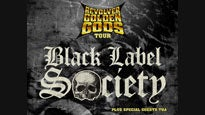 Revolver Golden Gods Tour with Black Label Society