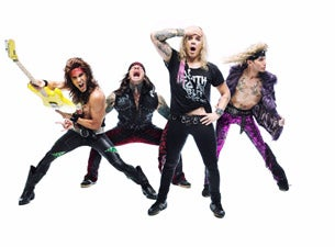 Steel Panther - All You Can Eat Tour