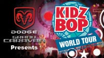 Ticketmaster Discount Code for KIDZ BOP WORLD TOUR