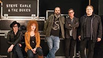 STEVE EARLE & THE DUKES with The Mastersons