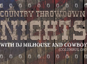 Country Throwdown Nights