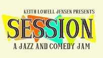 Keith Lowell Jensen Presents Session: A Jazz and Comedy Jam