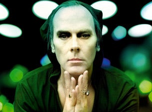 Peter Murphy Celebrates 35yrs Of Bauhaus