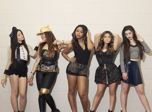 Fifth Harmony with Before You Exit and Jackson Harris
