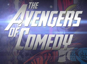 The Avengers of Comedy