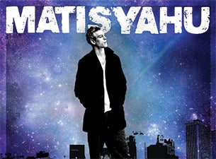 Matisyahu - Built To Survive Tour