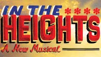 In the Heights fanclub presale password for show tickets in Minneapolis, MN