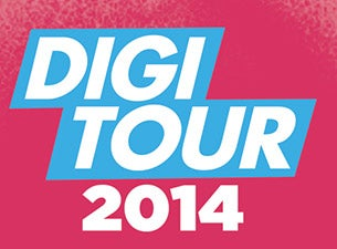 DigiTour 2014: Jack And Jack w/ Jake Foushee, Sammy Wilk & more