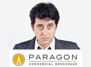 Paragon Commercial Brokerage presents American Me Comedy w/ Ben Gleib!