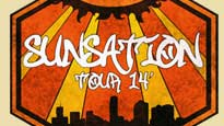 Sunsation Tour 2014