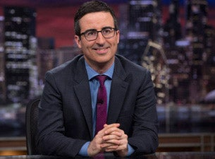 John Oliver - New Year's Eve!
