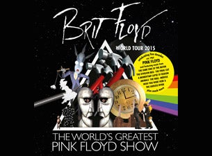 BRIT FLOYD: Space & Time – World Tour 2015