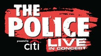 Ticketmaster Discount Code for The Police in Chula Vista, Hollywood , Quincy