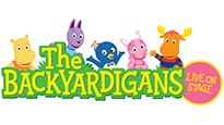The Backyardigans presale password for show tickets.