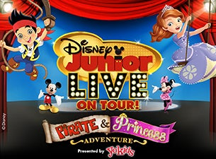Disney Junior Live On Tour! Pirate & Princess Adventure Presented by Stonyfield YoKids Organic Yogurt
