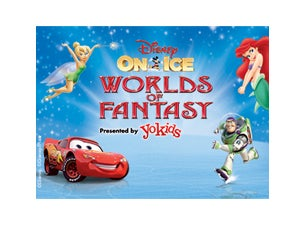 Disney On Ice presents Worlds Of Fantasy Presented by Stonyfield YoKids Organic Yogurt