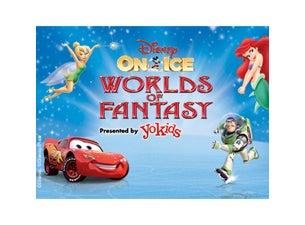 Disney On Ice presents Worlds Of Fantasy Presented by Stonyfield YoKids Organic Yogurt