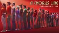 A Chorus Line presale code for show tickets in Calgary, AB and Vancouver, BC