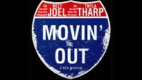 Ticketmaster Discount Code for  Movin Out - Music By Billy Joel Conceived By Twyla Tharp in San Bernardino